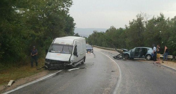 ДТП в Крыму: 17, 18 и 19 августа. Водителям было тесно на своей полосе - вылетали на встречку