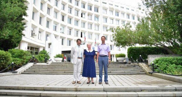 Министр образования и науки РФ Ольга Васильева побывала в Севастопольском госуниверситете