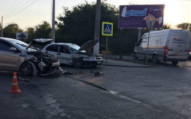 ДТП в Крыму: 28 августа