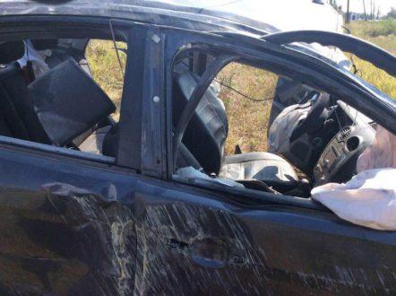 ДТП в Советском районе Крыма. Погибли женщина и ребёнок