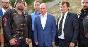 Украина протестует по поводу поездки Президента России в Севастополь