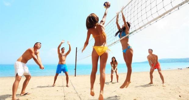 В Феодосии пройдет турнир по пляжному волейболу