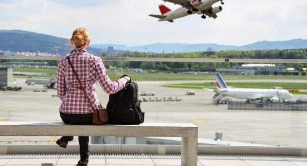 """Понедельник в международном аэропорту """"Симферополь"""" начался с задержек рейсов"""