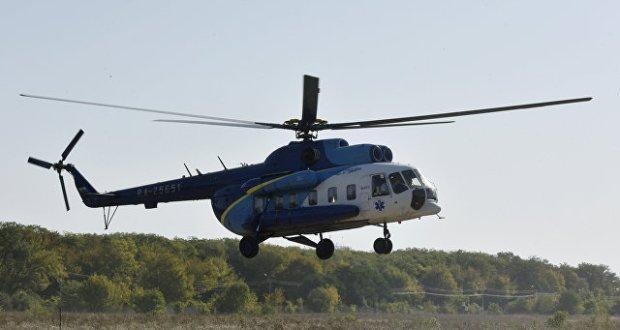 Первый рейс крымской санавиции: пациентку оперативно доставили из Симферополя в Краснодар
