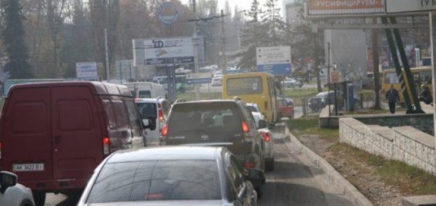 Как победить «пробки» на дорогах Симферополя
