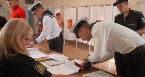 Все идет по плану. В Севастополе бессонная ночь у избирательных комиссий