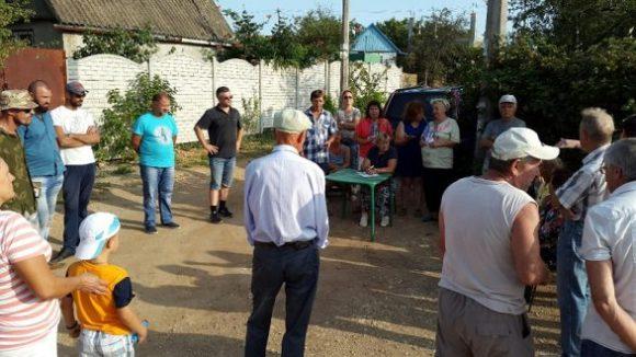 «Доброволец» на первых выборах Губернатора Севастополя