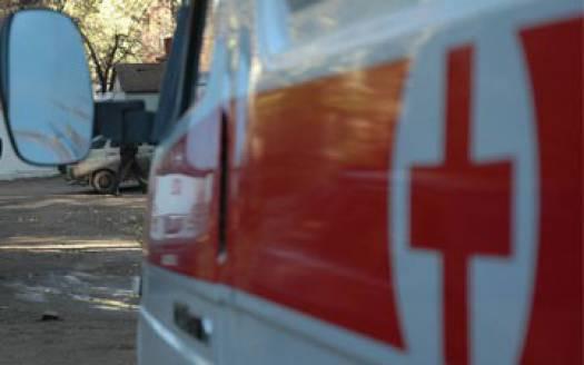 В Симферополе, в микрорайоне Фонтаны иномарка сбила девочку