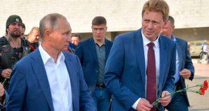 Овсянников поедет к Президенту. Но сначала примет присягу губернатора Севастополя