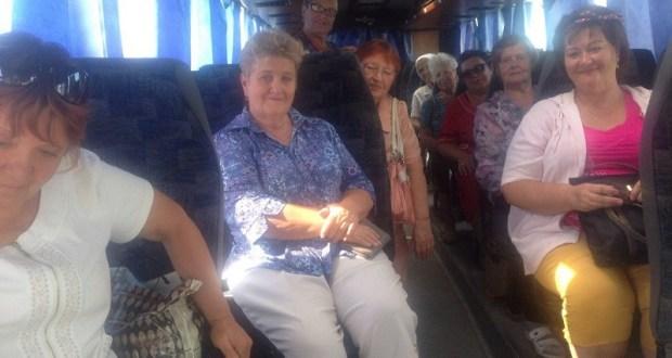 Очередная поездка «Доброго автобуса» Севастопольского ОД «Доброволец»