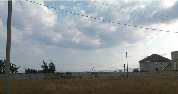 В поселке Приморский приведут в порядок дорожную сеть микрорайона «Аджиголь»