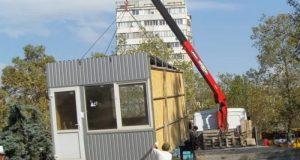 В Севастополе собираются снести 300 торговых точек. Ясное дело, незаконных