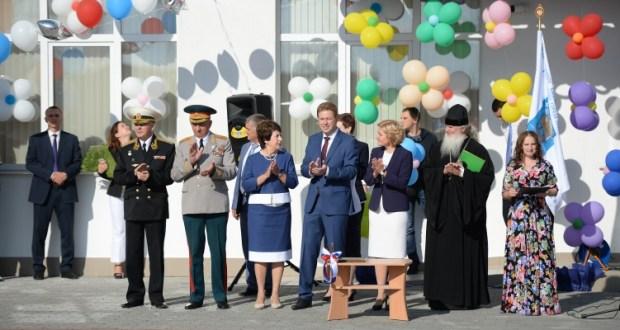 Вице-премьер Ольга Голодец пообещала построить в Севастополе девять новых школ