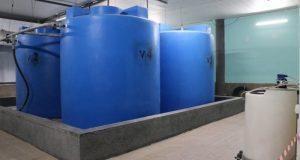 В Севастополе открылся первый завод по производству реагентов для очистки воды