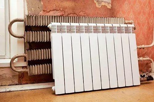 А зима-то близко... Готовим квартиру к холодам - меняем радиаторы отопления