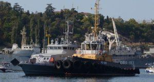 Новейший противодиверсионный катер П-433 проекта «Грачонок» прибыл в Севастополь