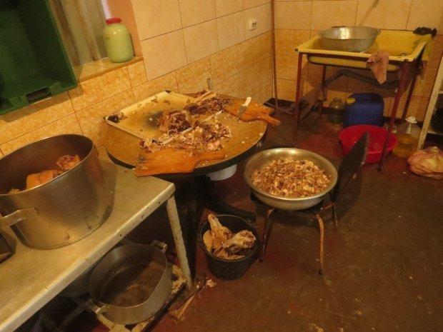 На крымской скотобойне обнаружен подпольный колбасный цех