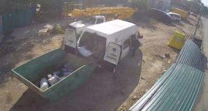 За несанкционированный сброс мусора в Симферополе оштрафованы 53 нарушителя