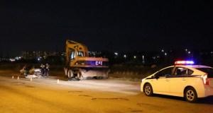 Накануне вечером в Керчи в ДТП погиб водитель мопеда