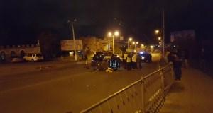 День автомобилиста в Севастополе закончился смертельным ДТП