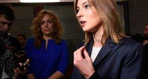 «Национальный комитет+60» выступает за участие Натальи Поклонской в президентской гонке