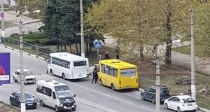 В Севастополе в ДТП с автобусами пострадали четверо, в том числе ребенок