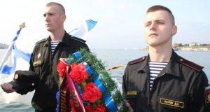 """В Севастополе вспоминали трагедию линкора """"Императрица Мария"""""""