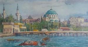 Выставка «Художники Евпатории» объединит работы титулованных и начинающих авторов