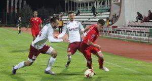 Первый круг Чемпионата Премьер-лиги Крымского футбольного союза позади