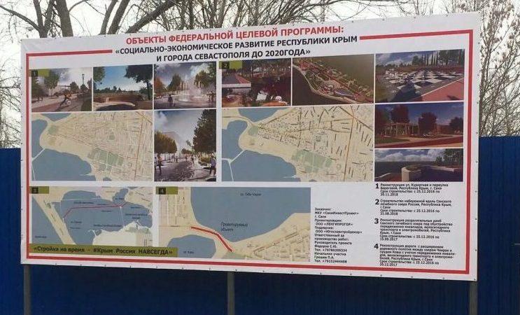 В Крыму ищут новых подрядчиков на объекты ФЦП