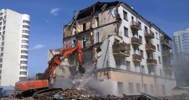 Программа реновации жилья придёт и в Крым?
