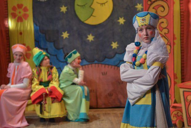 """КА-НИ-КУ-ЛЫ! Театр """"Золотой ключик"""" приглашает в сказку!"""