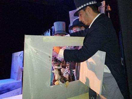 Крымский театр кукол готовит спектакль для взрослых «Собака Баскервилей»
