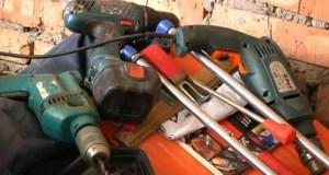 В Красноперекопском районе Крыма поймали строителя, промышлявшего кражами электроинструмента