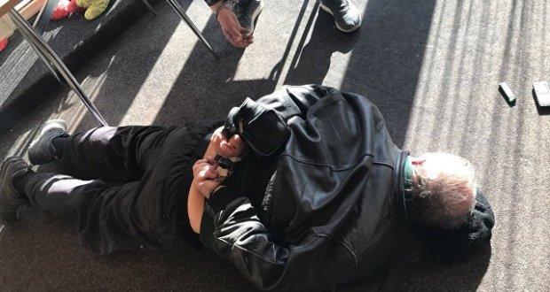 В Крыму задержаны члены запрещенного меджлиса. Вымогали деньги у иностранца