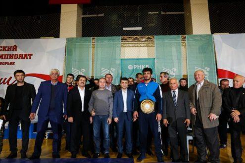 Фонд поддержки борцов куреш появится в Крыму
