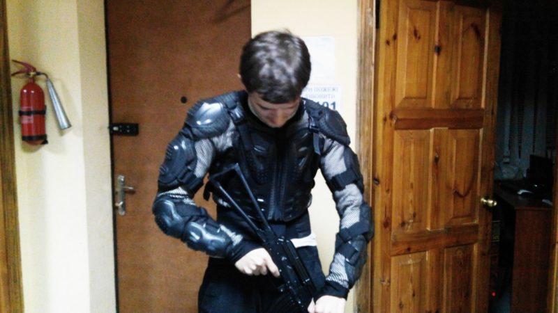Соцсети: в Крым прорывается украинский бандит и отморозок