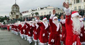 23 декабря в Ялте - традиционный Мороз-парад!