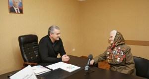 С.Аксёнов: в ходе выездных приёмов граждан до 50% проблемных вопросов можно решить на месте