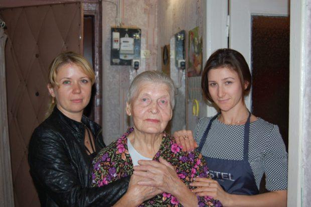Социальная парикмахерская «Доброволец» — год работы в Севастополе