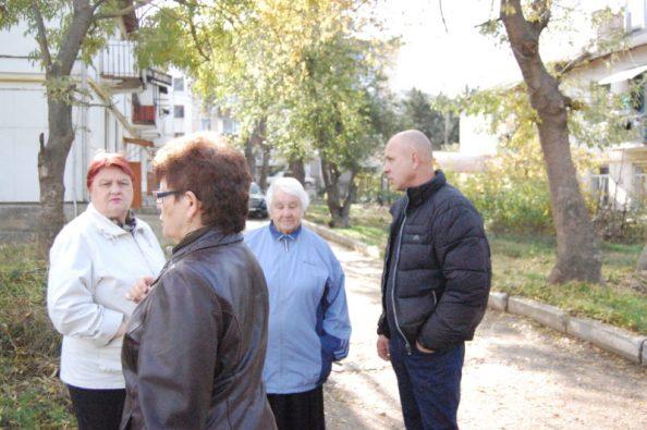Севастопольский «Доброволец» - за комплексный подход к обустройству комфортной городской среды