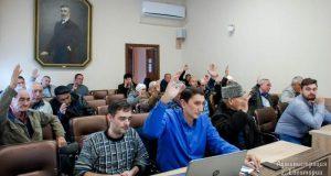 В Евпатории презентовали проект строительства дорог в микрорайоне Исмаил-бей