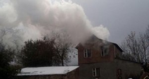 Пожар в селе Добром под Симферополем ликвидирован