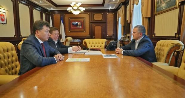 Глава администрации Симферополя Игорь Лукашёв отчитался о решении городских проблем