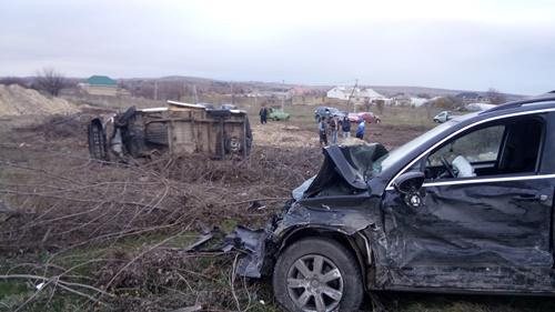 Устроивший смертельное ДТП в Крыму водитель микроавтобуса впал в кому