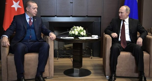 Все вопросы сняты? Владимир Путин принял президента Туреции Реджепа Тайипа Эрдогана.