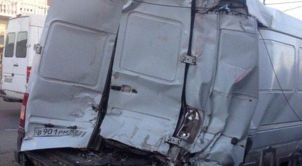 ДТП в Крыму: 21 ноября