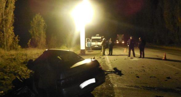 Подробности жуткого ДТП на трассе «Симферополь – Бахчисарай» (фото 18+)