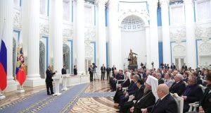 Президент России вручил орден «Дружбы народов» крымчанину. Кому и за что именно