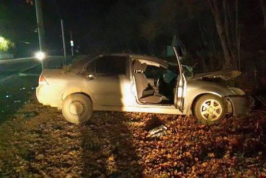 Вечернее ДТП на трассе «Симферополь-Ялта»: шестеро пострадавших